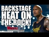 """WWE Edit Joke Out Of Raw! Vince McMahon """"Unhappy"""" With The Rock For CM Punk Call! 