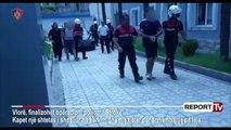 Report Tv - Armëmbajtje pa leje dhe kultivim kanabisi, policia arreston 2 persona në Vlorë