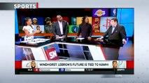 Kawhi Leonard Teaming Up With LeBron James?!