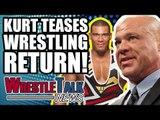 Jeff Hardy MISSING WrestleMania! Kurt Angle Talks WWE Wrestling RETURN!   WrestleTalk News Oct. 2017