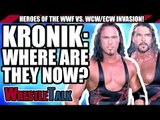 WHAT HAPPENED To... Kronik?   Heroes Of The WWF Vs. WCW/ECW Invasion