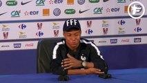 Mbappé répond aux compliments de Zinedine Zidane