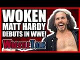 WOKEN Matt Hardy DEBUTS In WWE! | WWE Raw, Dec. 4, 2017 Review