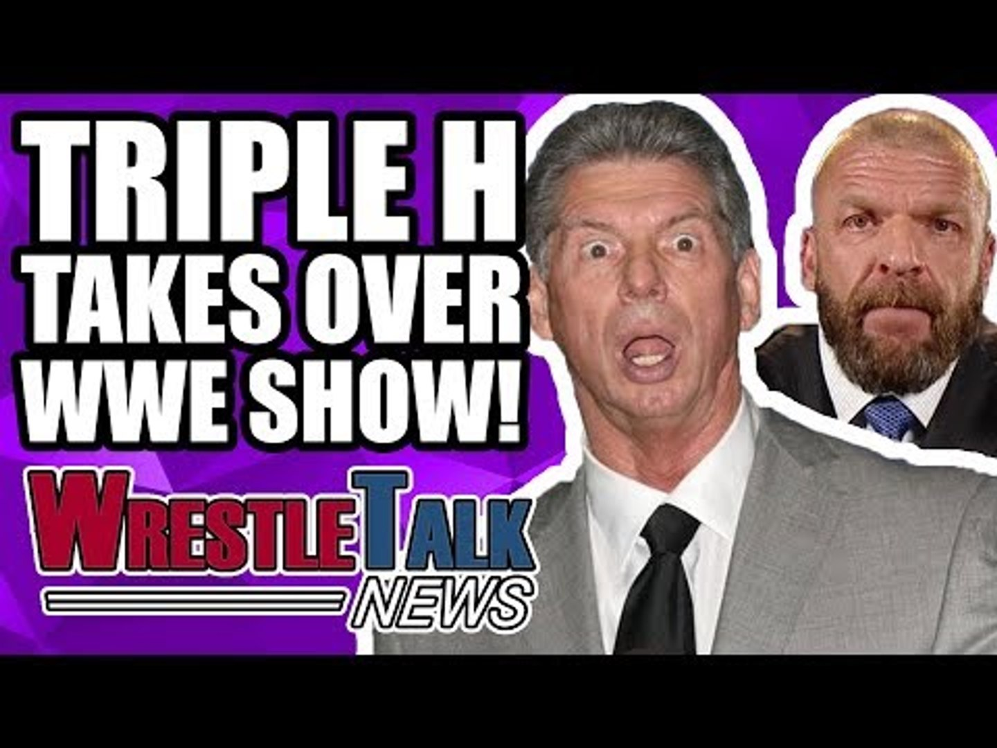 Vince McMahon STEPS DOWN From WWE 205 Live! | WrestleTalk News Feb. 2018