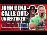 John Cena CALLS OUT The Undertaker! Moves To SmackDown! | WWE Raw, Feb. 26, 2018 Review