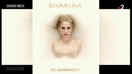 Alcaline, Les News du 12/06 - Shakira mieux