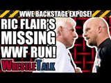 Ric Flair Vs. Steve Austin In WWF?! WWE Backstage Expose