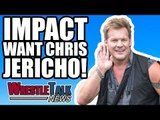 John Cena On WWE NXT?! Impact Wrestling WANT Chris Jericho! | WrestleTalk News May 2018