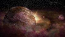 Scientists Find Three 'Baby' Planets Orbiting Newborn Star