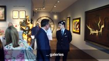 Art Basel: ouverture de la foire internationale d'art