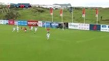 0-1 Kristinn Freyr Sigurðsson Goal Iceland  Premier - 13.06.2018 IBV Vestmannaeyjar 0-1 Valur...
