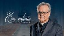 Padre Zezinho, scj - Em sintonia - (Lyric Video)