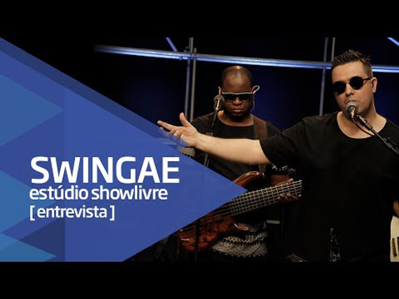 Mistura de swing e pagode, shows pela europa e os fãs - Swingaê no Estúdio Showlivre 2016