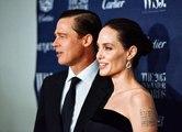 Angelina Jolie and Brad Pitt Custody Battle Ensues