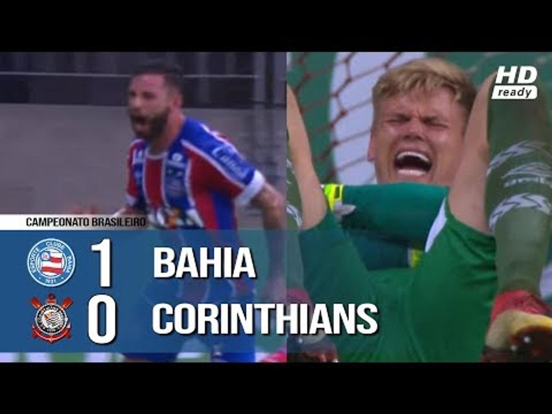 Bahia 1 x 0 Corinthians - Melhores Momentos (COMPLETO HD) Campeonato Brasileiro 13/06/2018