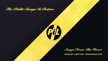 Public Image Limited - Annalisa