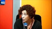 Isabelle Sévère (EELV), première adjointe au maire du Mans