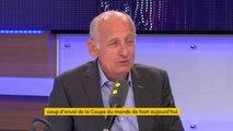 """#WorldCup """"Je vois une demi-finale France-Brésil, et le vainqueur sera champion du monde"""" pronostique Daniel Cohn-Bendit"""