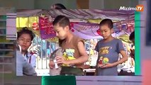 Video ဇြန္လ ၁၂ရက္ေန႔ကို ကမ႓ာ့ကေလးအလုပ္သမားဆန္႔က်င္တုက္ဖ်က္ေရးေန႔အျဖစ္ သတ္မွတ္ထားပါတယ္။ ဒီကေလးအလုပ္သမားဆန္႔က်င္တုိက္ဖ်က္ေရးေန႔မွာ ကေလးအလုပ္