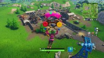 """Score a goal on different pitches"" Locations - Fortnite Week 7 Challenges"