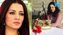 Celina Jaitley's mother passed away due to Cancer
