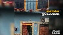 Meksika'nın Guanajuato kenti suya gömüldü