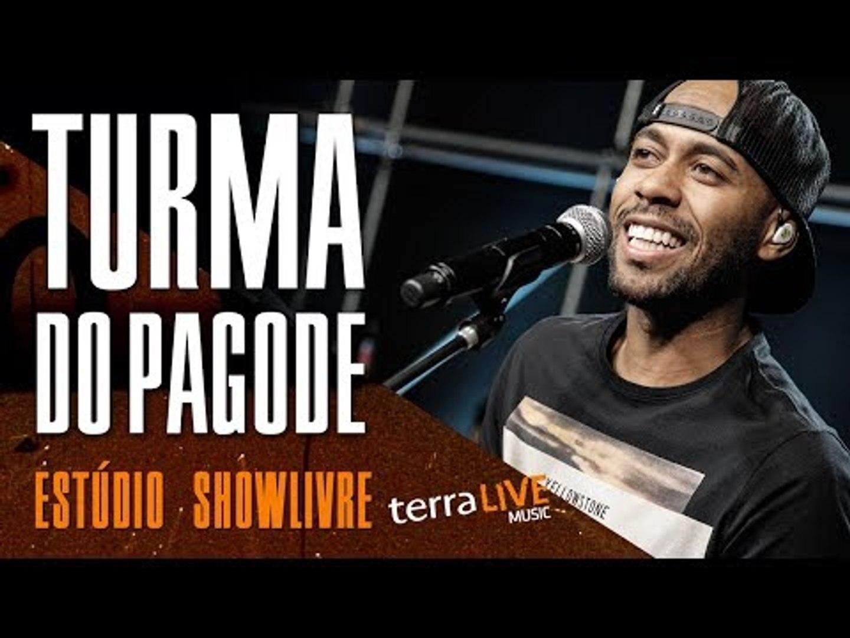 Turma do Pagode no Terra Live Music - Apresentação completa