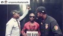 La brigade de Moustik Karismatik interpelle le grand Cool Black. Ou ils ont des tendances suicidaires oooh.... Ce sont eux qui savent.