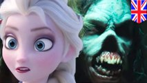 Insidious horror ads shown to kids ahead of YouTube Frozen clips