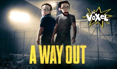 A WAY OUT, on tente de s'échapper de prison en coop