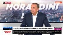 Morandini Live : Cyril Hanouna réconcilié avec Arthur, il se confie (vidéo)
