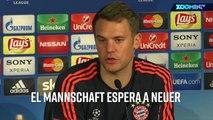Si Neuer juega el amistoso contra Austria, va al Mundial