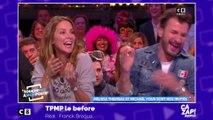Mélissa Theuriau provoque un énorme fou rire dans TPMP