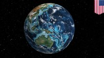 Ancient Earth map lets you look up addresses across 750M years