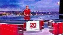 """""""On va pouvoir voir des millionnaires courir derrière un ballon"""" Anne-Sophie Lapix se lache sur le football"""