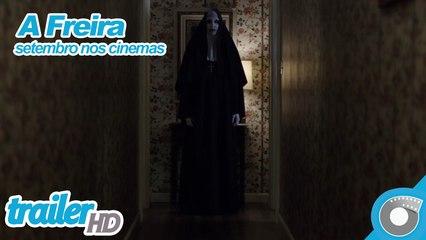 A Freira (The Nun) - Trailer Legendado Oficial