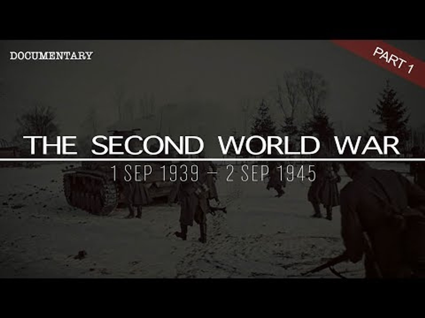 The Complete History of the Second World War | World War II Documentary | Part 1
