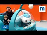 Rocky's first rollercoaster! Octonauts Rollercoaster Adventure at Alton Towers Resort