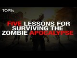Zombie Survival Guide | 5 Essential Lessons For Surviving a Zombie Apocalypse...