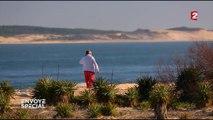 Erosion : en Aquitaine, le littoral recule de 2 mètres par an