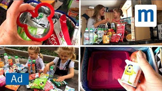 Everyday ways to make kids lunch boxes more magical | Disney and Mumsnet