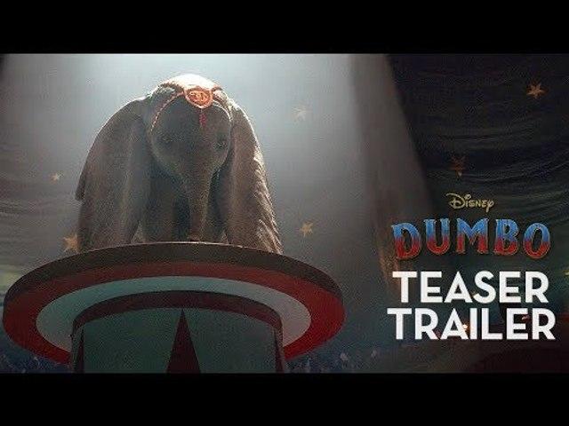 Dumbo Trailer03/29/2019