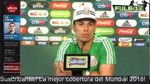 Reporte Selección Mexicana rumbo Debut en Mundial 2018- Posible Alineación vs Alemania