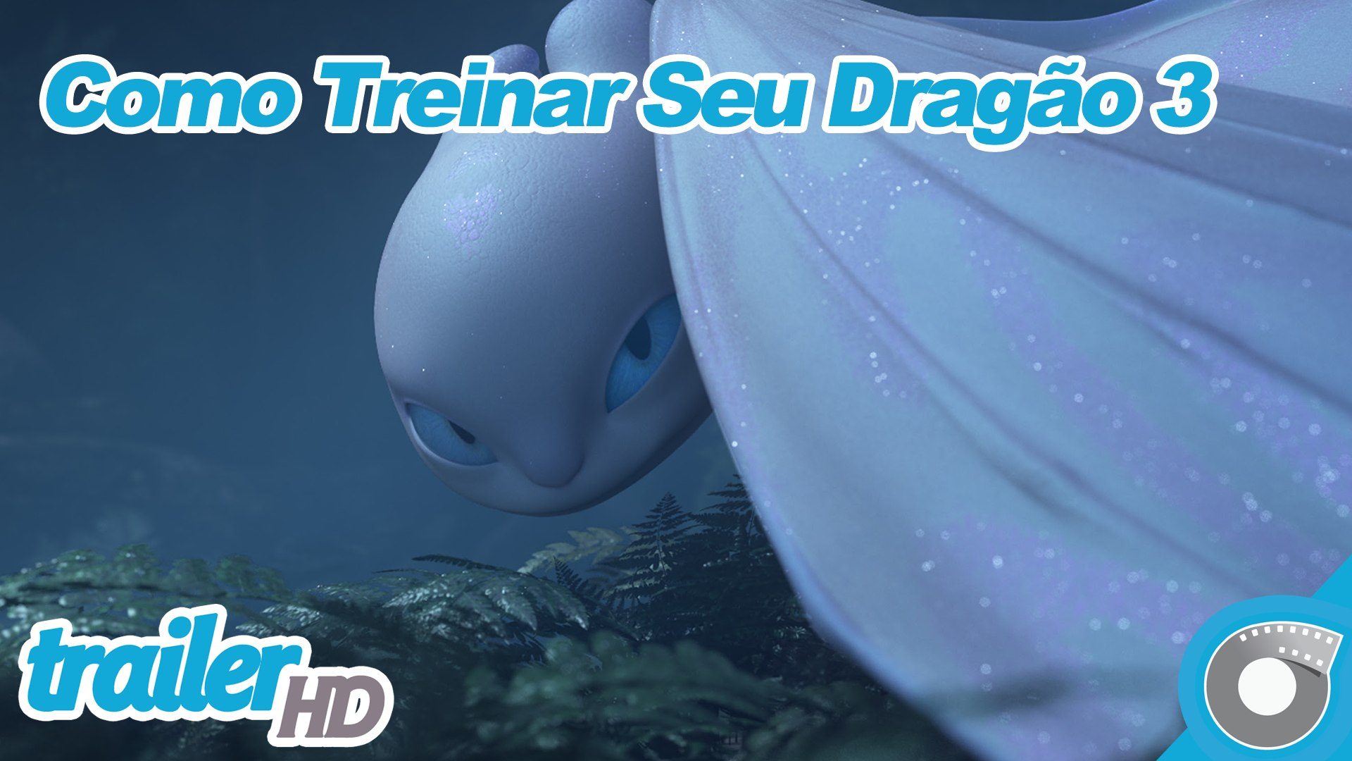 Como Treinar O Seu Dragao 3 Trailer Dublado Hd Video Dailymotion