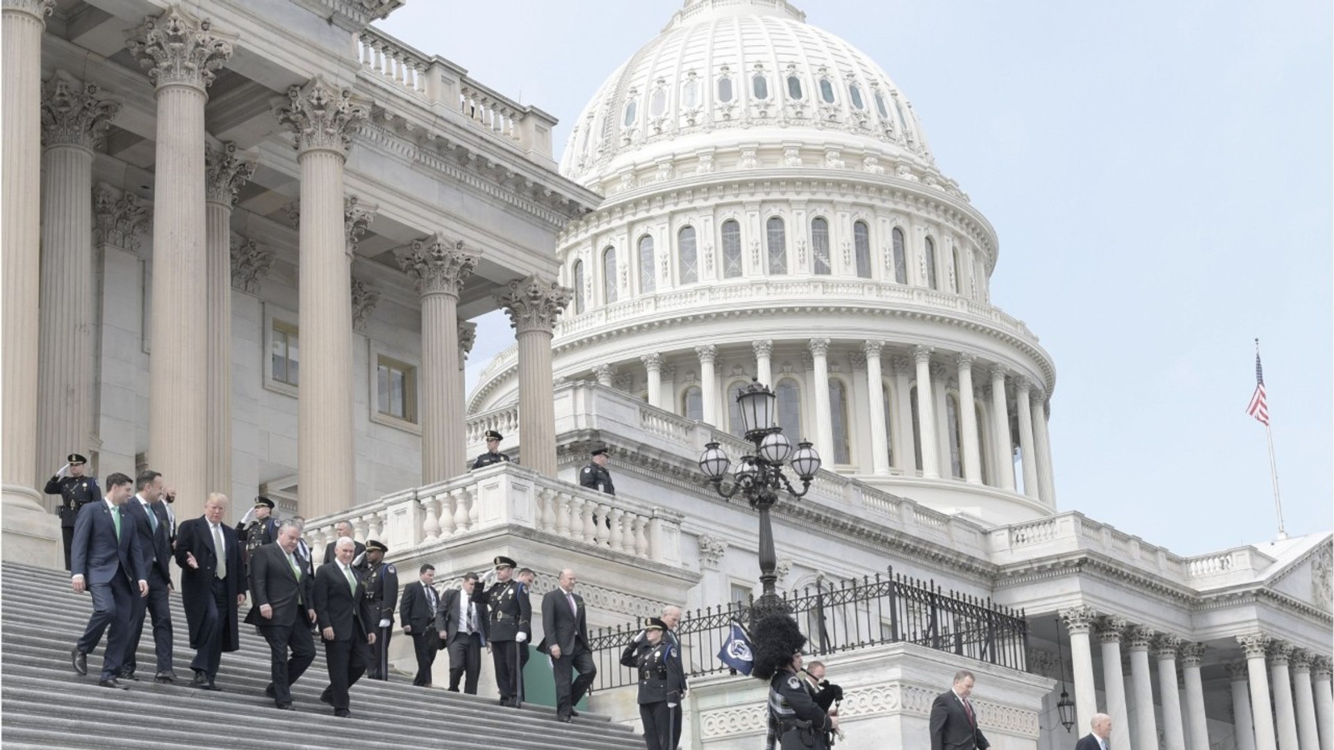 The House's Harassment Training Doesn't Mention Sexual Orientation Or Gender Identity