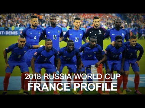 World Cup Profile – France