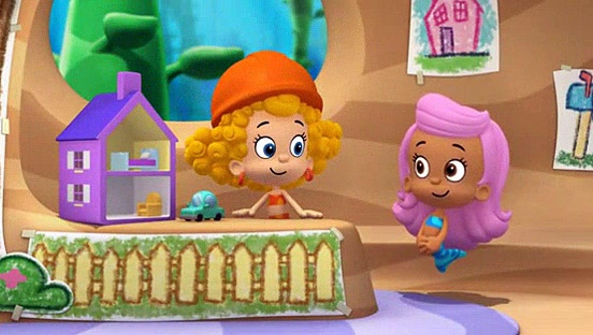 Bubble Guppies S04e04 Guppy Movers