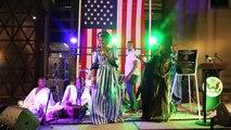 فيديو من التبادل الموسيقي بين الفنانين الموريتانيين فاما أمباي و نورة بنت السيمالي خلال الحفلة التي نظمتها السفارة الأمريكية بمناسبة تدشين مقرها الجديد بنواكشوط