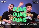 HERO a interviewé les rappeurs belges Caballero et JeanJass avec un MPC et des samples de la culture WEB/RAP !