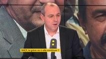 """SNCF : """"Il y a reprise de la dette par l'Etat, sécurisation des cheminots dans le cadre de l'ouverture à la concurrence. Le travail syndical a été fait"""", estime Laurent Berger, secrétaire général de la CFDT #8h30politique"""